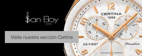 Selección de relojes Certina modelos y novedades