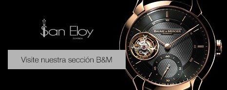 Selección de relojes Baume & Mercier modelos y novedades