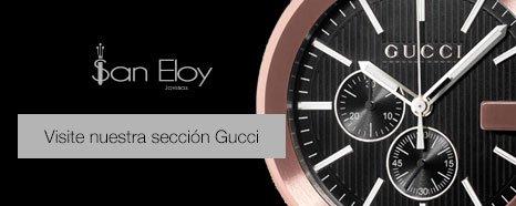 Selección de relojes Gucci modelos y novedades