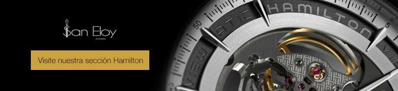 Selección de relojes Hamilton modelos y novedades