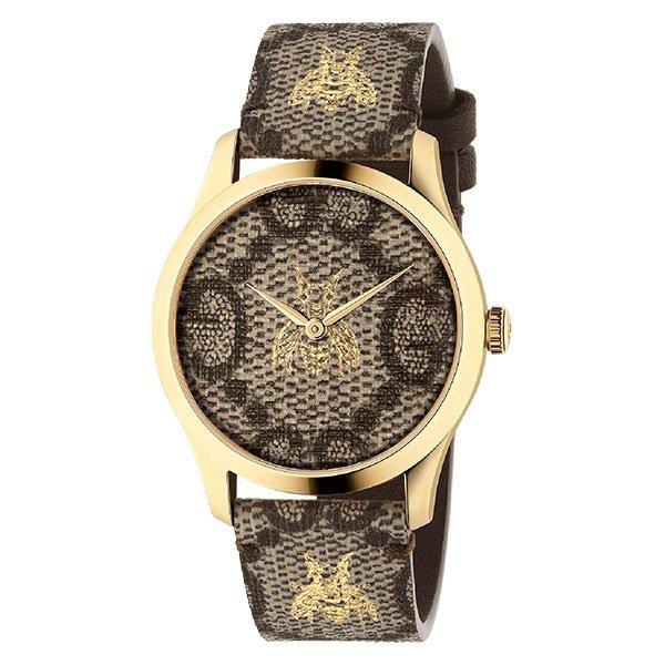 Reloj Gucci G-Timeless GG Supreme
