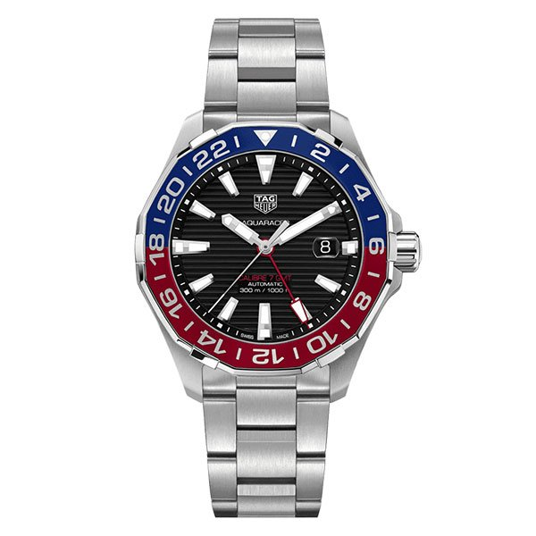 Reloj TAG Heuer Aquaracer Calibre 7 Twin Time