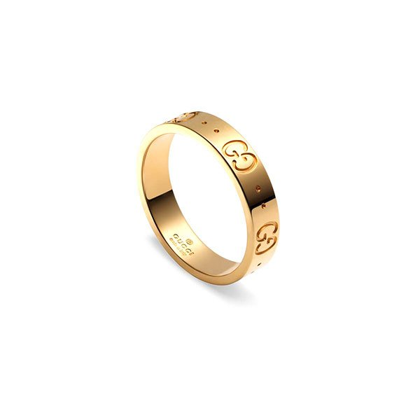 Anillo Gucci Icon
