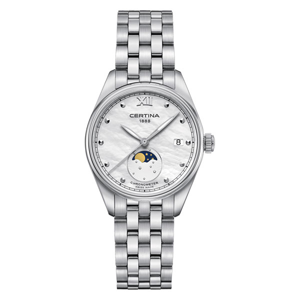 Reloj Certina DS-8 Lady Moon Phase