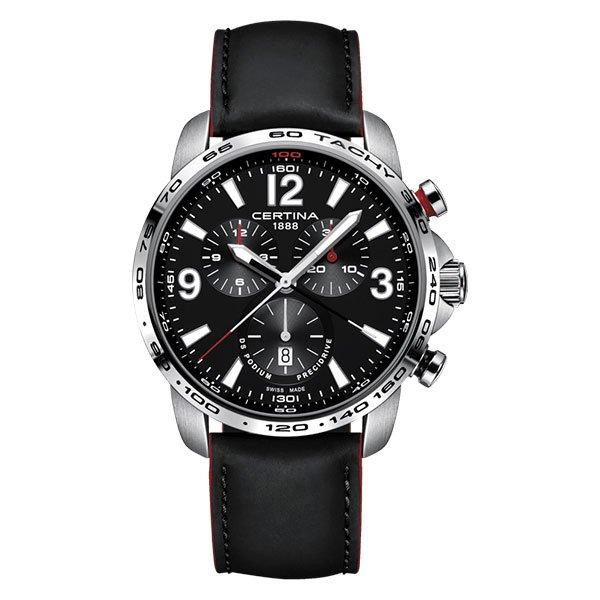 Reloj Certina DS Podium Chronograph 1/100 sec