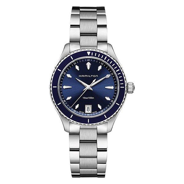 Reloj Hamilton Jazzmaster Seaview Quartz