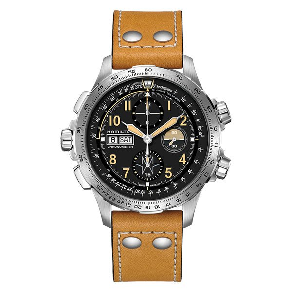 Reloj Hamilton Khaki Aviation Day Date Auto Chrono