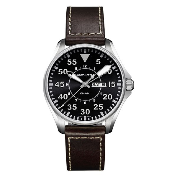 Reloj Hamilton Khaki Aviation Pilot Day Date Quartz