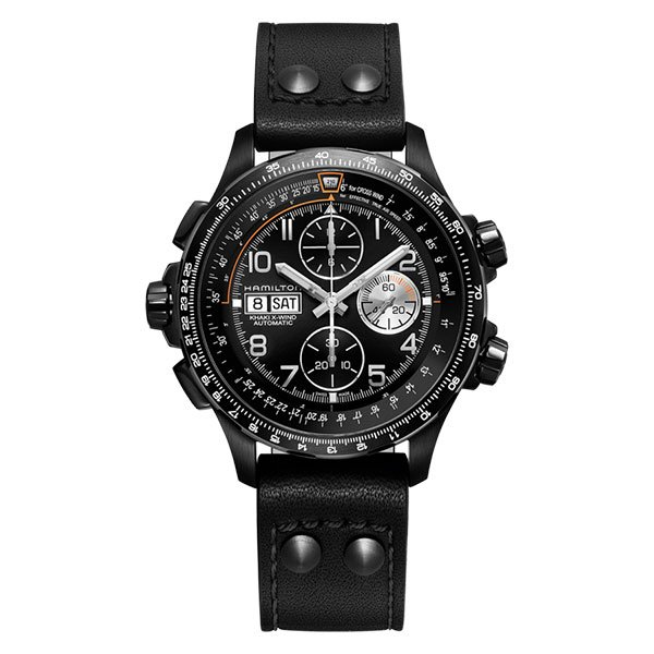 Reloj Hamilton Khaki Aviation X-Wind Auto Chrono