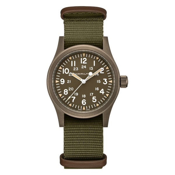 Reloj Hamilton Khaki Field Mechanical