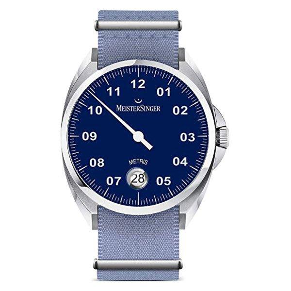Reloj Meistersinger Metris Blue