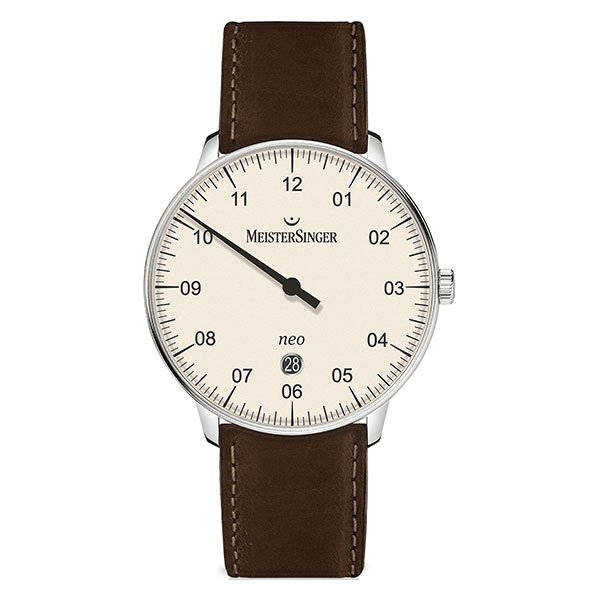 Reloj Meistersinger Neo Plus Ivory