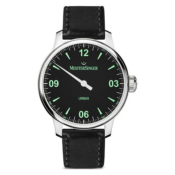 Reloj Meistersinger Urban Black