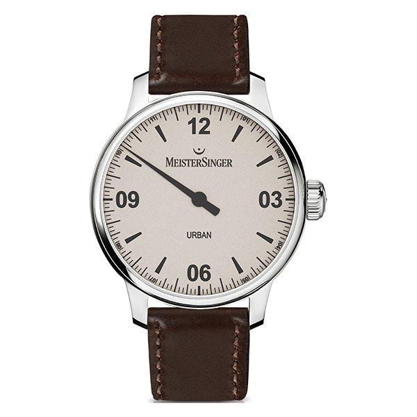 Reloj Meistersinger Urban Tobacco
