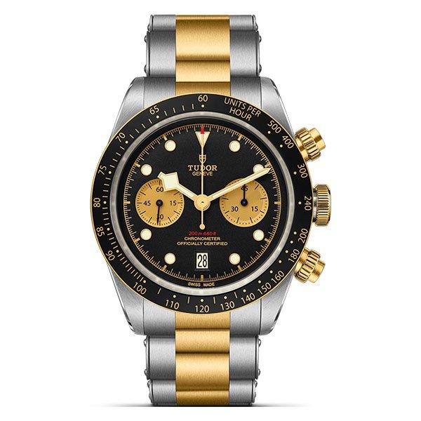 Reloj Tudor Black Bay Chrono S&G