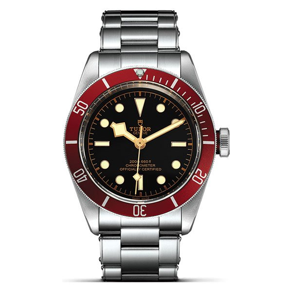 Reloj Tudor Black Bay Red