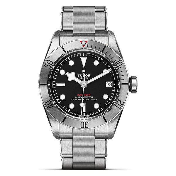 Reloj Tudor Black Bay Steel