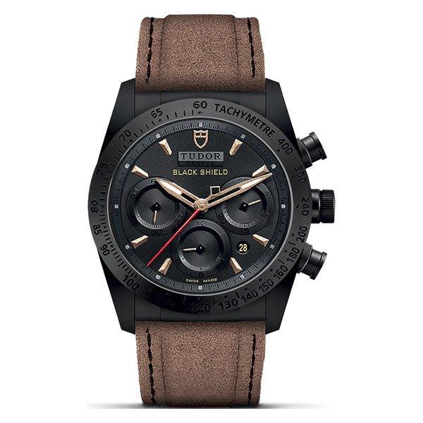 Reloj Tudor Black Shield