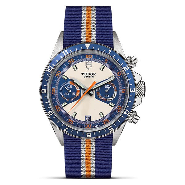 Reloj Tudor Heritage Chrono Blue