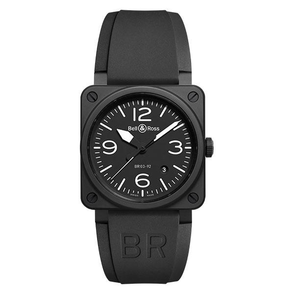 Reloj Bell & Ross BR 03-92 Black Matte