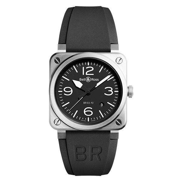 Reloj Bell & Ross BR 03-92 Steel