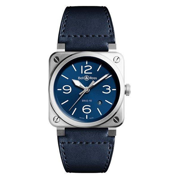 Reloj Bell & Ross BR 03-92 Blue Steel