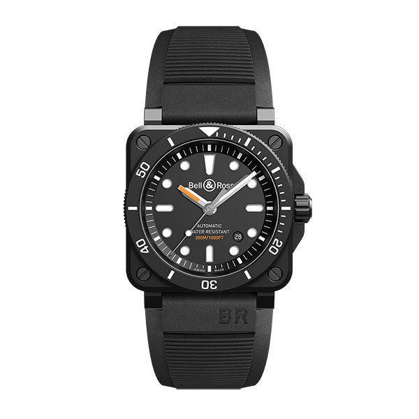 Reloj Bell & Ross BR 03-92 Diver Black Matte