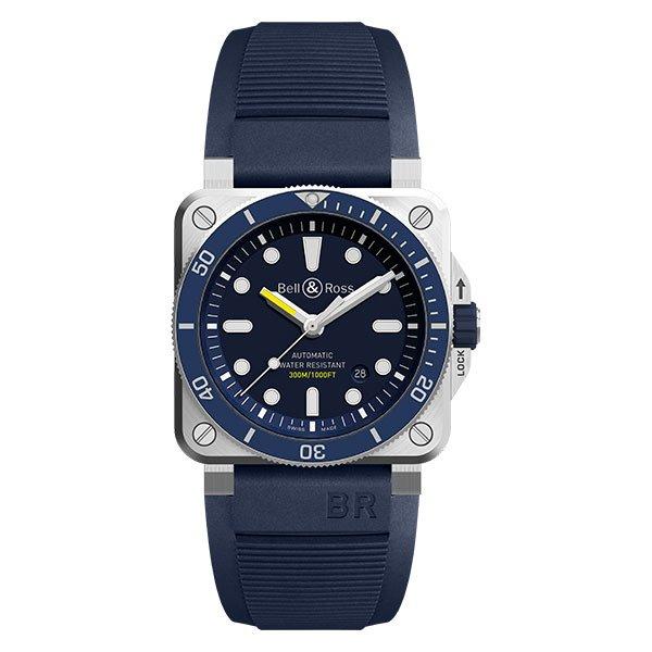 Reloj Bell & Ross BR 03-92 Diver Blue