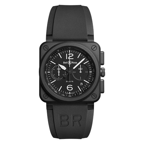 Reloj Bell & Ross BR 03-94 Black Matte