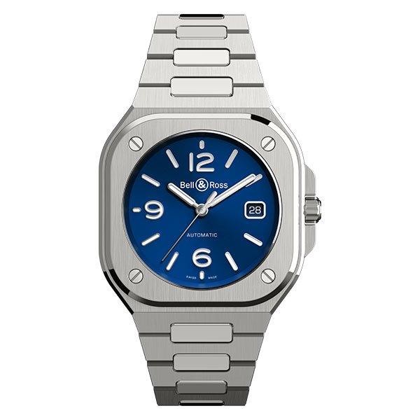Reloj Bell & Ross BR 05 Blue Steel