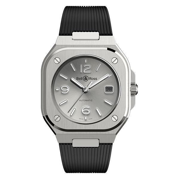Reloj Bell & Ross BR 05 Grey Steel