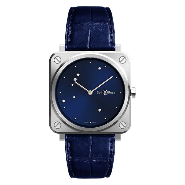 Reloj Bell & Ross BR S Blue Diamond Eagle