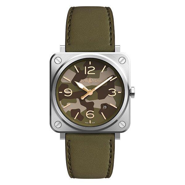 Reloj Bell & Ross BR S Green Camo