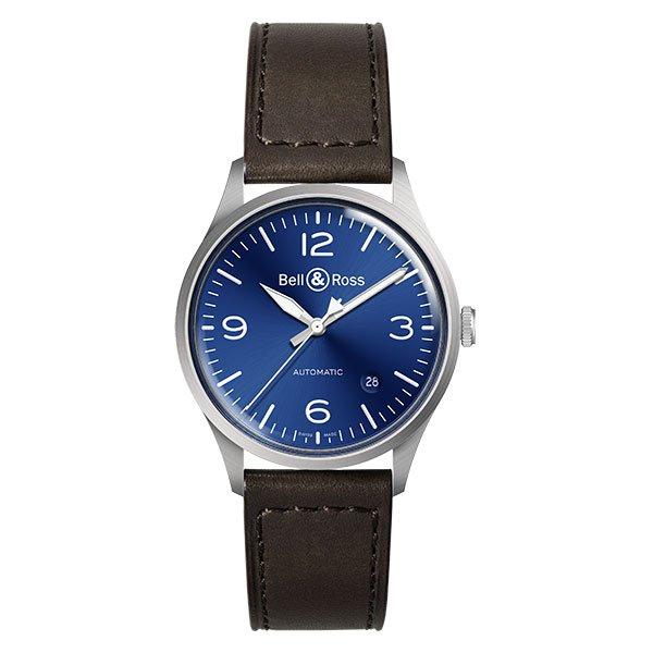Reloj Bell & Ross BR V1-92 Blue Steel