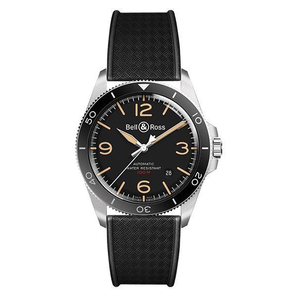 Reloj Bell & Ross V2-92 Steel Heritage