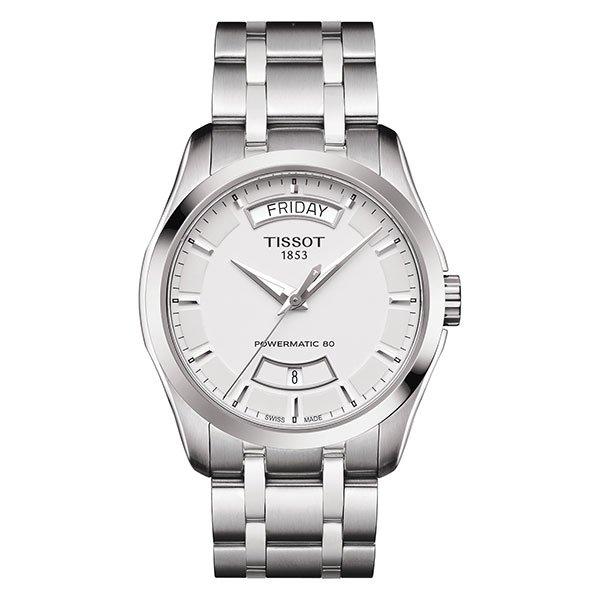 Reloj Tissot Couturier Powermatic 80